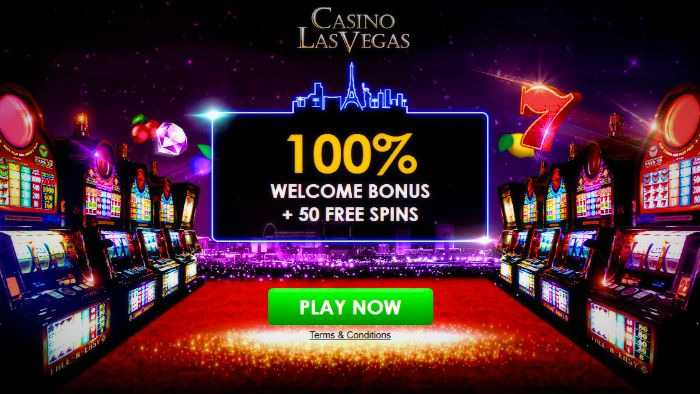 Las Vegas casinos are already opened in 2020 for all active users